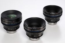Novas lentes Zeiss: CP.2 Super Speed 35mm -50mm -85/T1.5, CP.2 25/T2.1 e Compact Zoom CZ.2 28-80/T2.9